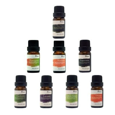AROMATHERAPY & DIFFUSERS